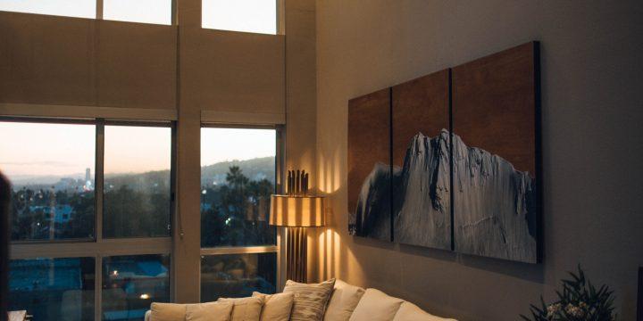 Wohnzimmer-Interior Design-Ideen, die Ihnen helfen, einen komfortablen und stilvollen Wohnraum zu schaffen